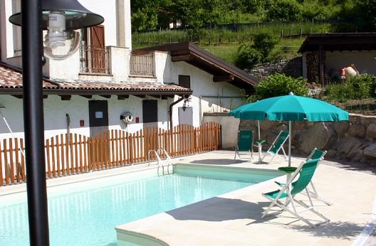 Agriturismo con piscina Appennino Tosco Emiliano: una scelta ideale